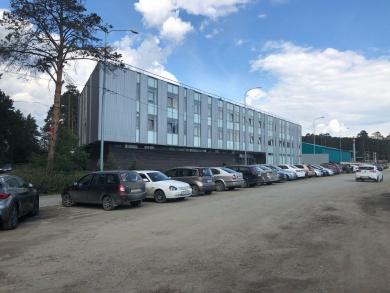 Здание офиса, ул. Краснокамская 91.